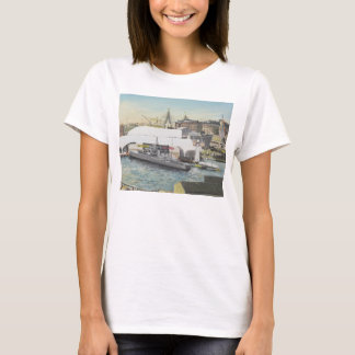 Sydney Maritime Museum from Hotel Balcony. 1998 T-Shirt