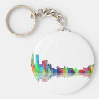 Sydney NSW Skyline Keychain