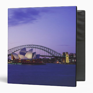 Sydney Opera House and Harbour, New South 2 Binder