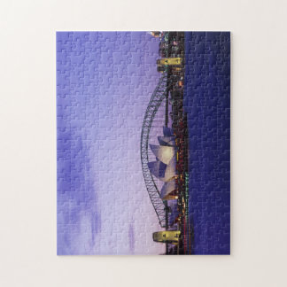 Sydney Opera House and Harbour, New South 2 Jigsaw Puzzle