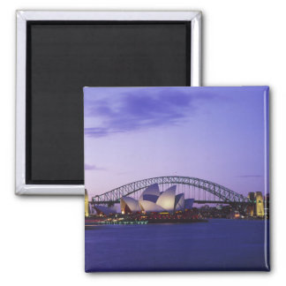 Sydney Opera House and Harbour, New South 2 Magnet