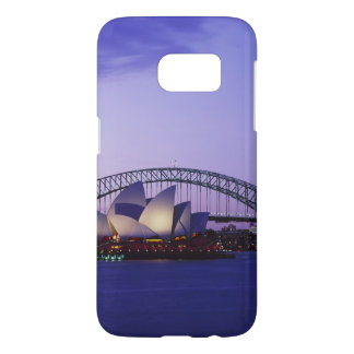 Sydney Opera House and Harbour, New South 2 Samsung Galaxy S7 Case