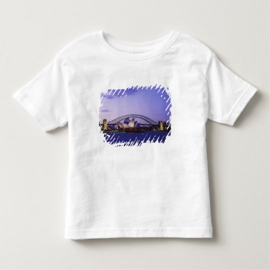 Sydney Opera House and Harbour, New South 2 Toddler T-shirt