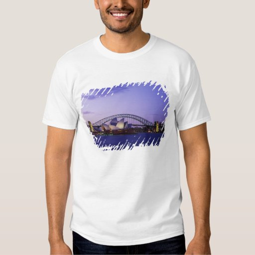 Sydney Opera House and Harbour, New South 2 Tshirts