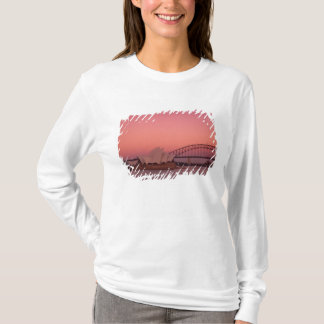 Sydney Opera House and Harbour, New South T-Shirt