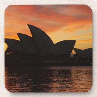 Sydney Opera House at Dawn, Sydney, New South Drink Coaster
