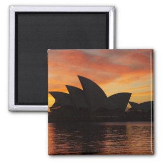 Sydney Opera House at Dawn, Sydney, New South Magnet