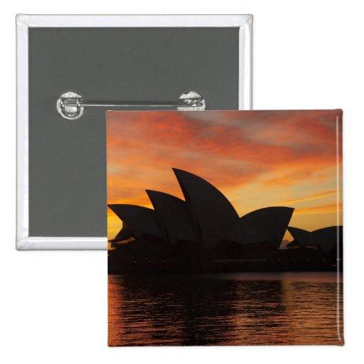 Sydney Opera House at Dawn, Sydney, New South Pin