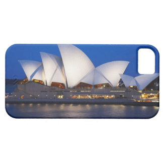 Sydney Opera House at Night, Sydney, New South iPhone 5 Cases