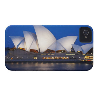 Sydney Opera House at Night, Sydney, New South iPhone 4 Cover