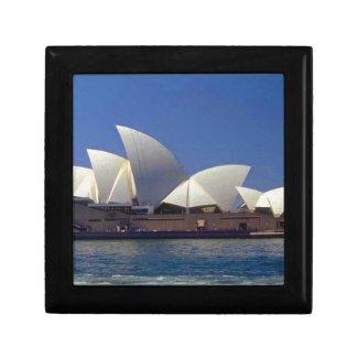 Sydney Opera House Australia Keepsake Boxes