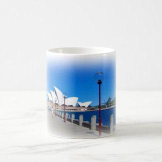 Sydney Opera House Australia Magic Mug