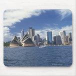 Sydney opera house, Australia Mouse Pad
