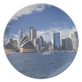Sydney opera house, Australia Plate
