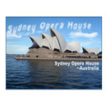 Sydney Opera House - Australia - Travel Post Cards