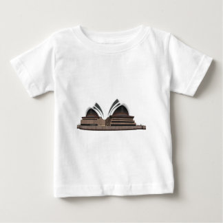 Sydney Opera House: Baby T-Shirt