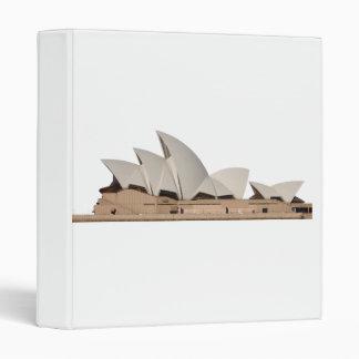 Sydney Opera House: Binder