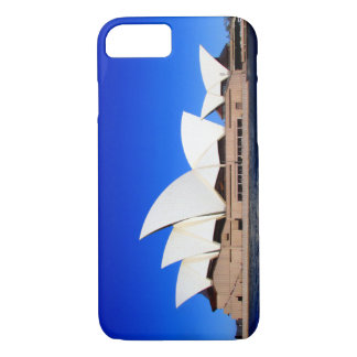 sydney opera house blue iPhone 7 case