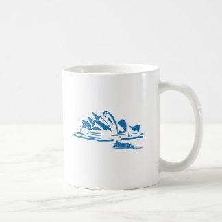 Sydney Opera House Coffee Mug