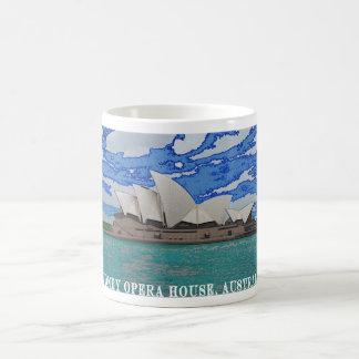 Sydney Opera House (D) Mug