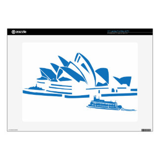 Sydney Opera House Decals For Laptops