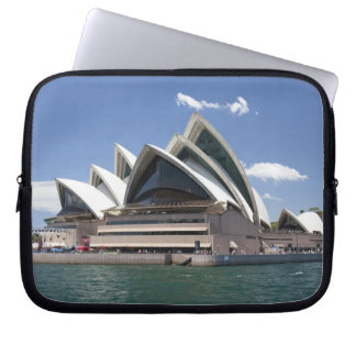 Sydney Opera House exterior, Sydney, New South Laptop Sleeves