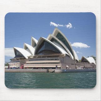 Sydney Opera House exterior, Sydney, New South Mouse Pad