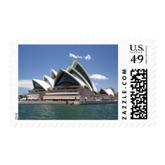 Sydney Opera House exterior, Sydney, New South Postage Stamps