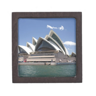 Sydney Opera House exterior, Sydney, New South Premium Jewelry Boxes