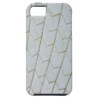 sydney opera house geometry iPhone SE/5/5s case
