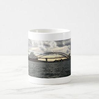 Sydney Opera House Harbour Bridge Mug