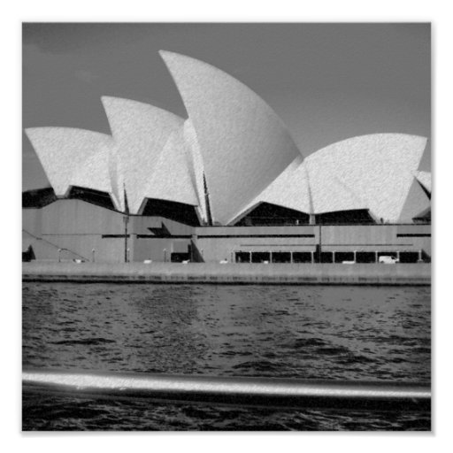 sydney opera house in black and white poster r933b0d128c234d188fc55408a9e7b029 wad 8byvr 512 - Download Black And White Photo Of Sydney Opera House  Pictures