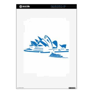 Sydney Opera House iPad 2 Decal