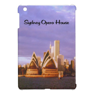 Sydney Opera House iPad Mini Covers
