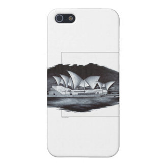 Sydney Opera House Case For iPhone 5