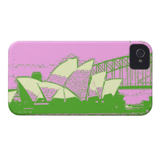 Sydney Opera House iphone covers iPhone 4 Case-Mate Case