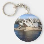 Sydney Opera House Key Chains