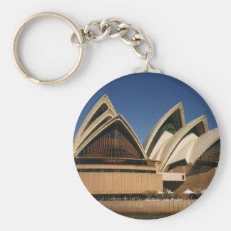 Sydney Opera House Key Chain