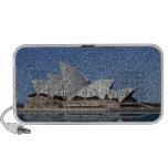 Sydney Opera House Mp3 Speakers