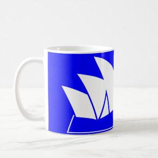 Sydney Opera House Classic White Coffee Mug