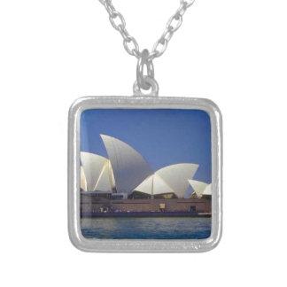 Sydney Opera House Custom Necklace