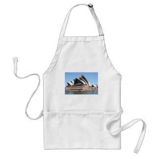 Sydney Opera House, New South Wales, Australia Adult Apron