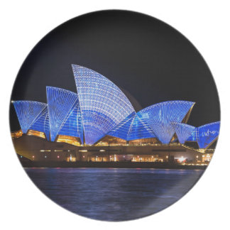 Sydney Opera House Plate