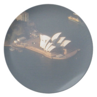 Sydney Opera House Party Plates