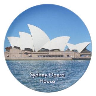 Sydney Opera House Party Plate