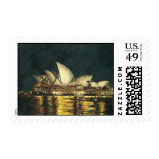 Sydney Opera House Postage