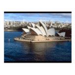 Sydney Opera House Postcard