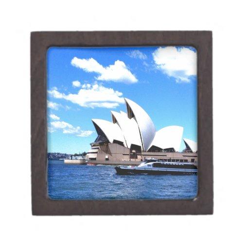 sydney Opera house Premium Jewelry Boxes