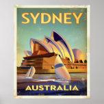Sydney Opera house Print
