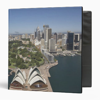 Sydney Opera House, Royal Botanic Gardens, CBD 3 Ring Binder